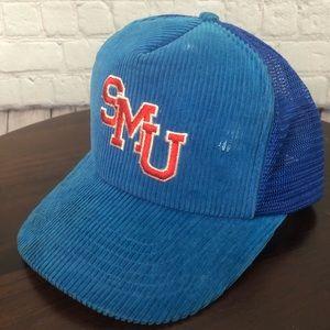 Vintage Accessories - Vintage SMU baseball hat